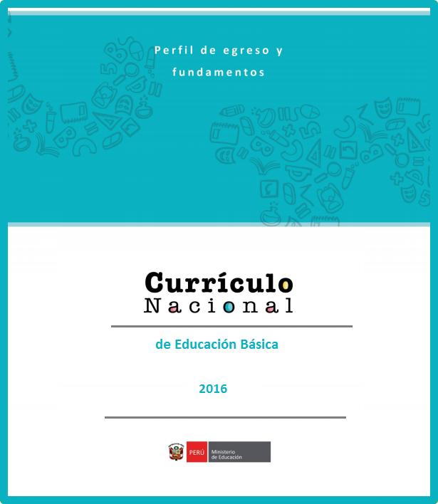 Curr culo nacional de la educaci n b sica versi n final for Diseno curricular nacional 2016 pdf